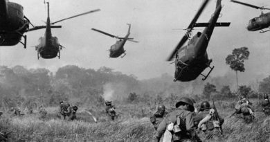 """Who was """"Charlie"""" in the Vietnam War?"""