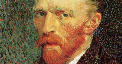 Vincent van Gogh - Self-Portrait - 1887 - Oil on cardboard