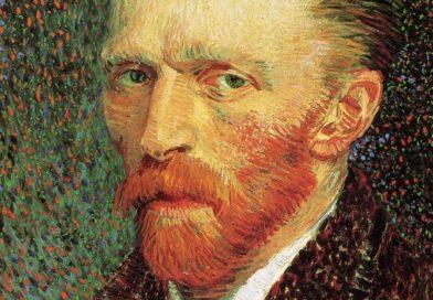 Vincent van Gogh - Self-Portrait - 1887 - Oil on cardboard