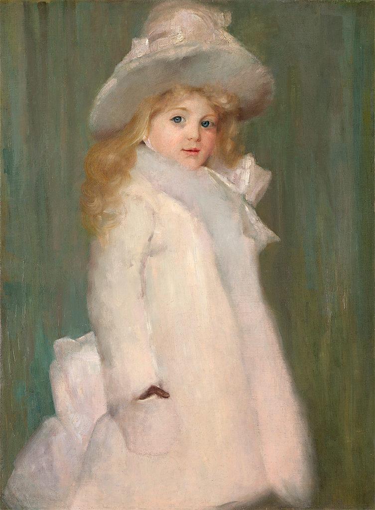 Lily Stirling (1890) - 85.4 cm x 63.6 cm