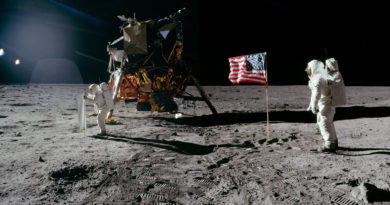 The best wallpapers of the Apollo 11 mission in 4k