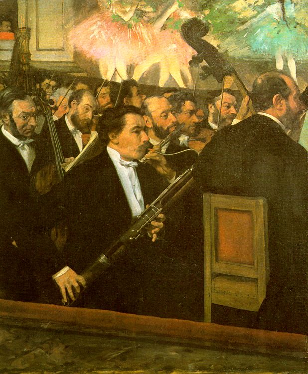 The Orchestra of the Opéra
