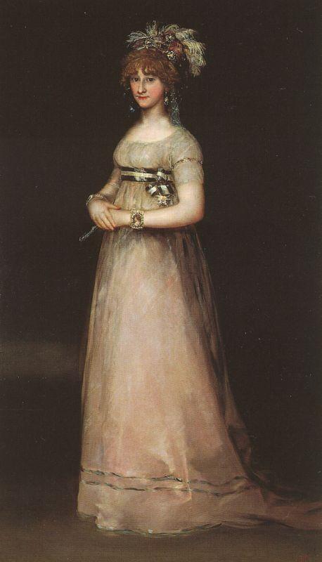 The Countess of Chinchon