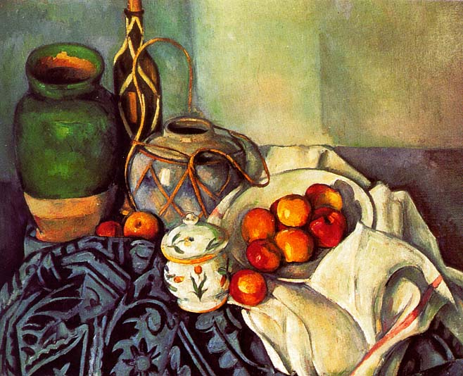 Still Life - 1890-94 - Oil on canvas - Private collection