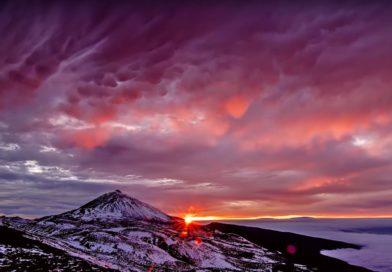 Teide Laboratorio de Nubes