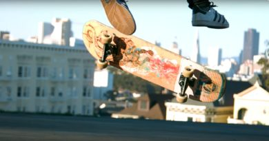 Skateboard y Parkour en San Francisco