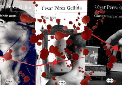 Primera trilogía de César Pérez Gellida: Versos, canciones y trocitos de carne