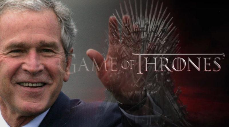 George W. Bush y Juego de Tronos