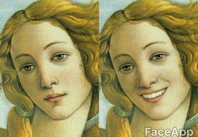 Detalle de El nacimiento de Venus - Sandro Boticelli