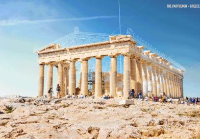 Reconstruyendo edificios del pasado en 3D - Partenón