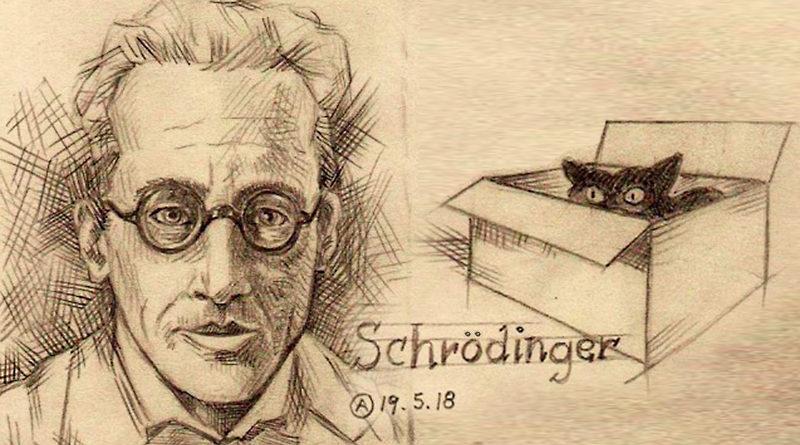 El gato de Schrödinger: vivo y muerto al mismo tiempo