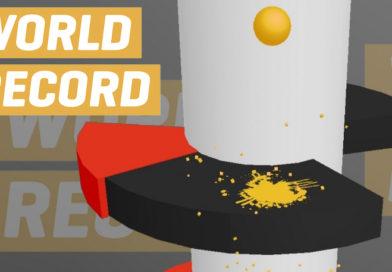 A la caza del record mundial de Helix Jump