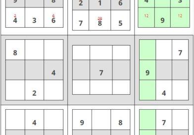 Como resolver sudokus | Reglas, métodos, técnicas y trucos