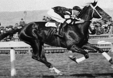 Frank Hayes, el único jinete que ha ganado una carrera después de morir